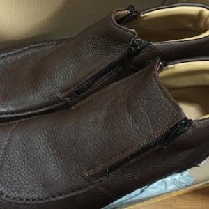 父の遺したヤコフォームの靴がラクチンすぎる!