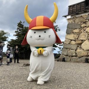 彦根城は想像より広い山城だった〜足腰きたえて行くがよし!