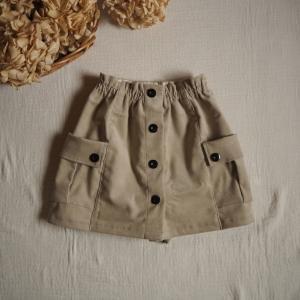 【娘服】muniさんのフロントボタンパンツ