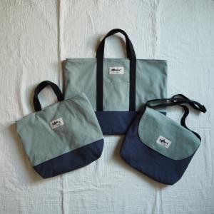 【セミオーダー】アースカラーのバッグ