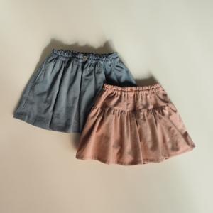 【セミオーダー】パンツ付きスカートの丈アレンジ