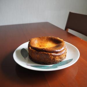 6月の手づくりおやつ☆チーズケーキ
