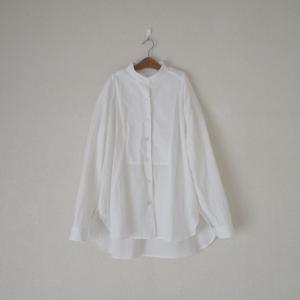 【自分服】ヨーク切り替えスタンドシャツ☆クルールさん