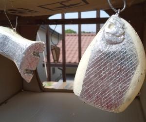 ◆アルミ箔加工からのコーティング&研磨…明石の釣り@ブログ