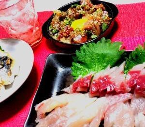 ◆釣ったハマチ&サゴシを料理してみた!!…明石の釣り@ブログ