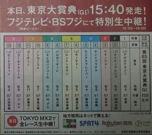 令和元年 最後のGI 東京大賞典 大井競馬場 2000m ダート