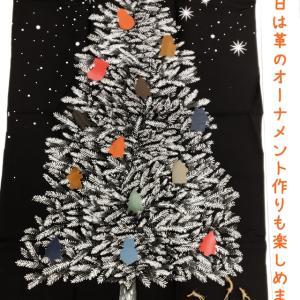 2019年12月5日 今宵は祭りじゃ~っ、ミニチュアのブーツ縫ってから祭りじゃ~っ