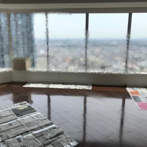 タワーマンション角部屋の家具レイアウト|H様邸