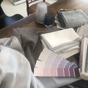 タワーマンション|シンプル上品なカーテン・ブラインド