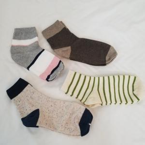 【GOTOモール購入品④】韓国の靴下はプチプラ土産の定番品