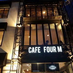 【新沙洞(江南区)】CAFE FOUR M▷▷カフェ