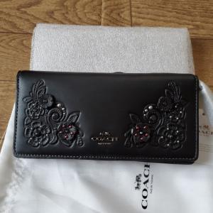 未使用で手放したCOACHの財布の行方。とんでもない値段に化けました(笑)