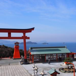 (2019.3.20)山陰遠征2日目、海沿いを快走して長門・萩へ! その①