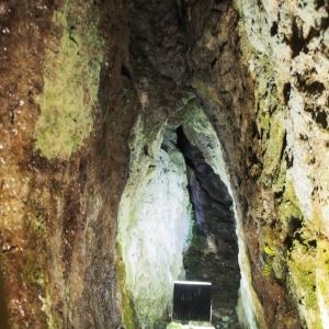 (2019.3.23)山陰遠征5日目は、石見銀山で洞窟探検!
