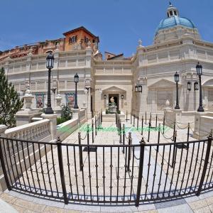 間もなくオープンする「TDSの新しい歴史を刻む博物館」。