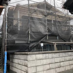 K様邸塗装完了