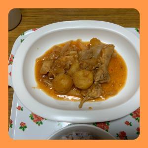 8月ですよ〜♪ 【鶏のチリソース炒め】