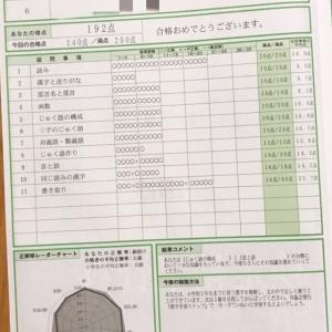 漢検結果 5級&6級