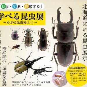虫研究会に会いに。。。