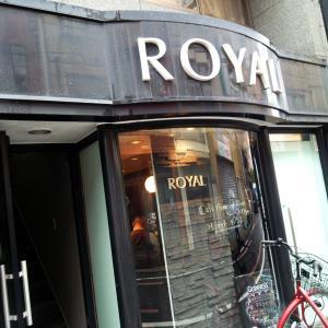 【五条】♪地域の人に愛される喫茶店でボリュームランチ♪カフェロイヤル♪