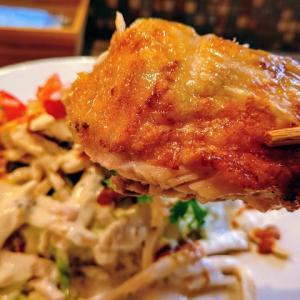 【烏丸】スパイシーなメキシコ料理のお店でチキンオーバーライスとロティチキンのボリュームランチ