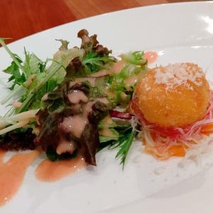 【円町】駅近なのに路地裏にあるイタリアンで前菜からかわいいパスタランチ☆ノベッキオ円町