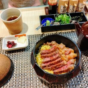 【祇園】朝から贅沢な時間を堪能!肉まぶしで3度おいしい♪至福の朝食を☆肉まぶし専門店 稀