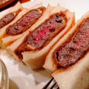 【嵐山】地元の人も通う喫茶店でいただく肉汁したたる絶品和牛カツサンドを♪コーヒーショップヤマモト