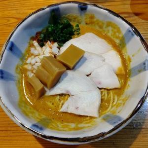 【西院】不定期で出てくるカレーラーメンはハマる人続出の一杯☆麺屋さん田