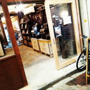 【東山】♪古川町商店街のカフェで涼を感じるコーヒーゼリー♪EL PUENTE COFFEE♪