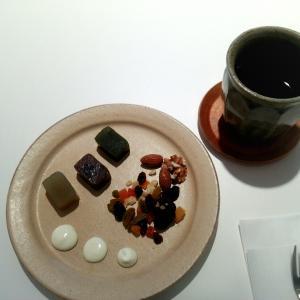 【堀川】♪あんこにこだわるお店で羊羹をお茶でいただく♪都松庵♪