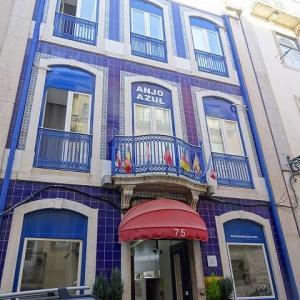リスボンの歓楽街バイロ アルト地区のブティックホテル~Anjo Azul(アンジョ アズール) 宿泊記 May.'19