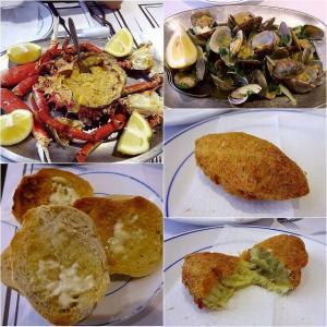リスボン対岸カシーリャスの老舗レストラン' FAROL'でポルトガル産シーフード三昧 May.'19
