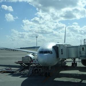 JAL915便 B777-200 羽田ー那覇 クラスJ 搭乗記 Feb.'20