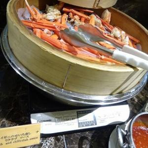 パシフィックホテル沖縄/ガーデンレストラン竜潭(りゅうたん)~120分飲み放題ディナーバフェィ Part1 Feb.'20