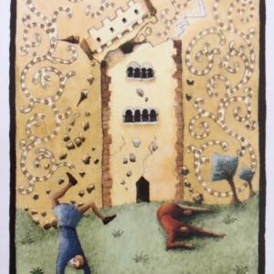 6月7日 タワーのカード