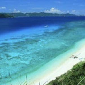 沖縄はまだ海に入れるさぁ