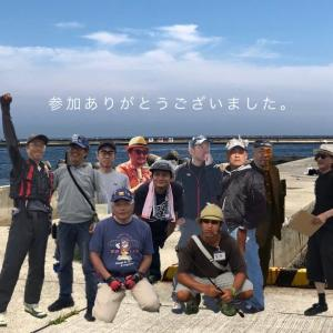 【結果発表】5.17須磨キス釣り大会 非難GO!GO!
