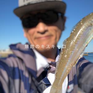 6.21釣ろうと思えばナンボでも!須磨駅前は「キスキャロ」で!