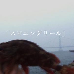 釣りの怖い話「スピニングリール」