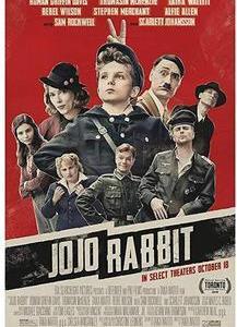 2020年の映画感想(5)★『JOJO RABBIT』(ジョジョ・ラビット)