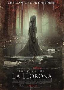 『THE CURSE OF LA LLORONA(ラ・ヨローナ〜泣く女〜)(2019)』★My Movies& Drama Collections 2020