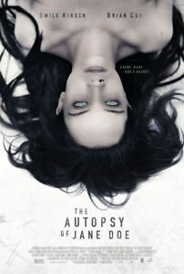 『The Autopsy of Jane Doe(ジェーン・ドウの解剖)(2016)』★My Movies& Drama Collections 2020