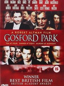 『Gosford Park (2001)』★My Movies& Drama Collections 2020(73)