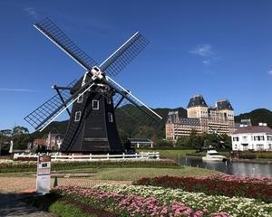 長崎★11 ~ ハウステンボス:オランダの田舎の街並み
