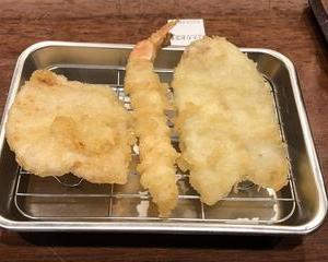 福岡(博多)グルメ旅行 2 ★ 『博多天ぷらたかお』で上天ぷら定食