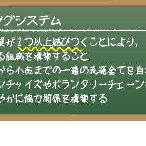 垂直的マーケティングシステム【製造業の流通政策】