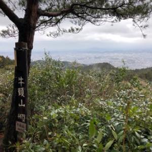 福岡県の山 干支の山で牛頸山へ