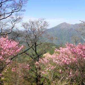 宮崎県の山 米良三山へ