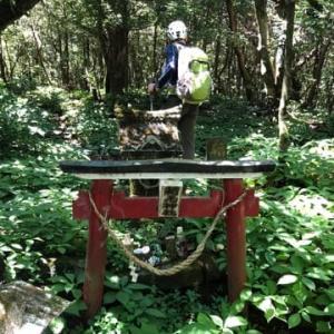 鹿児島県の山 稲尾岳へ